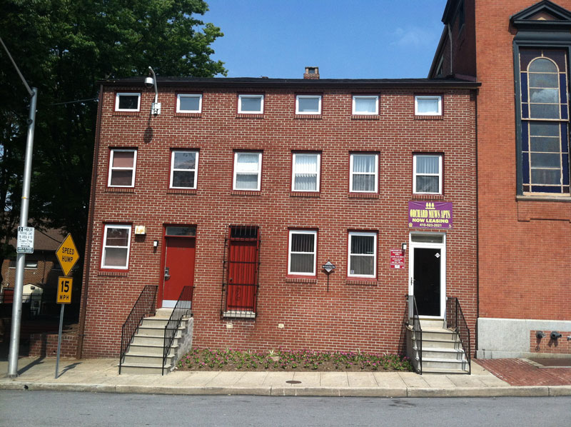 orchard mews apartments baltimore maryland housing management