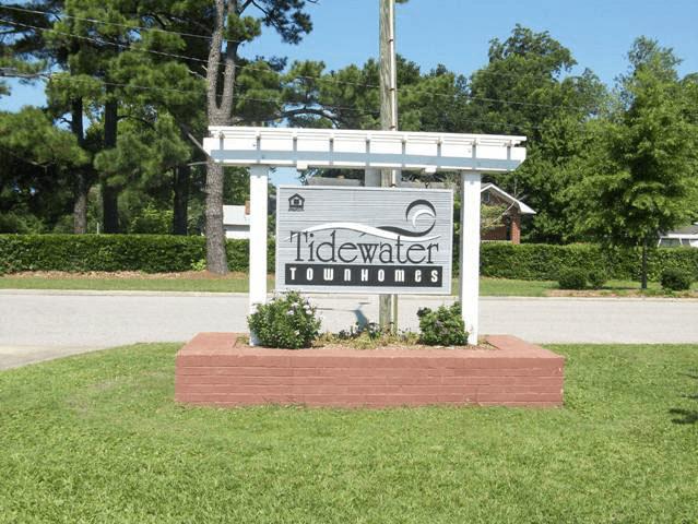 Tidewater Townhomes Wilmington, North Carolina