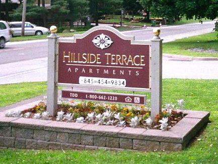 Hillside-Terrace-Sign