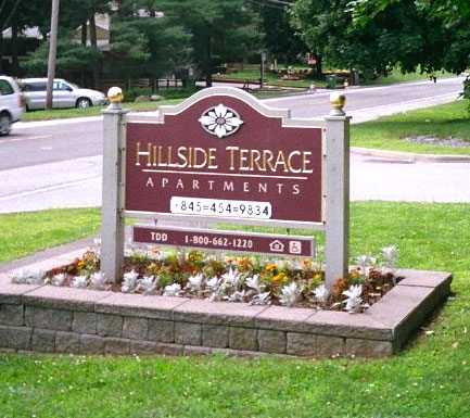 Hillside-Terrace-Sign