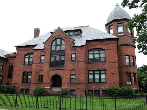Tapley Court Springfield, Massachusetts