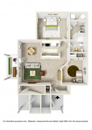 Evergreen-2BR-3D-Floorplan-e1429838702928