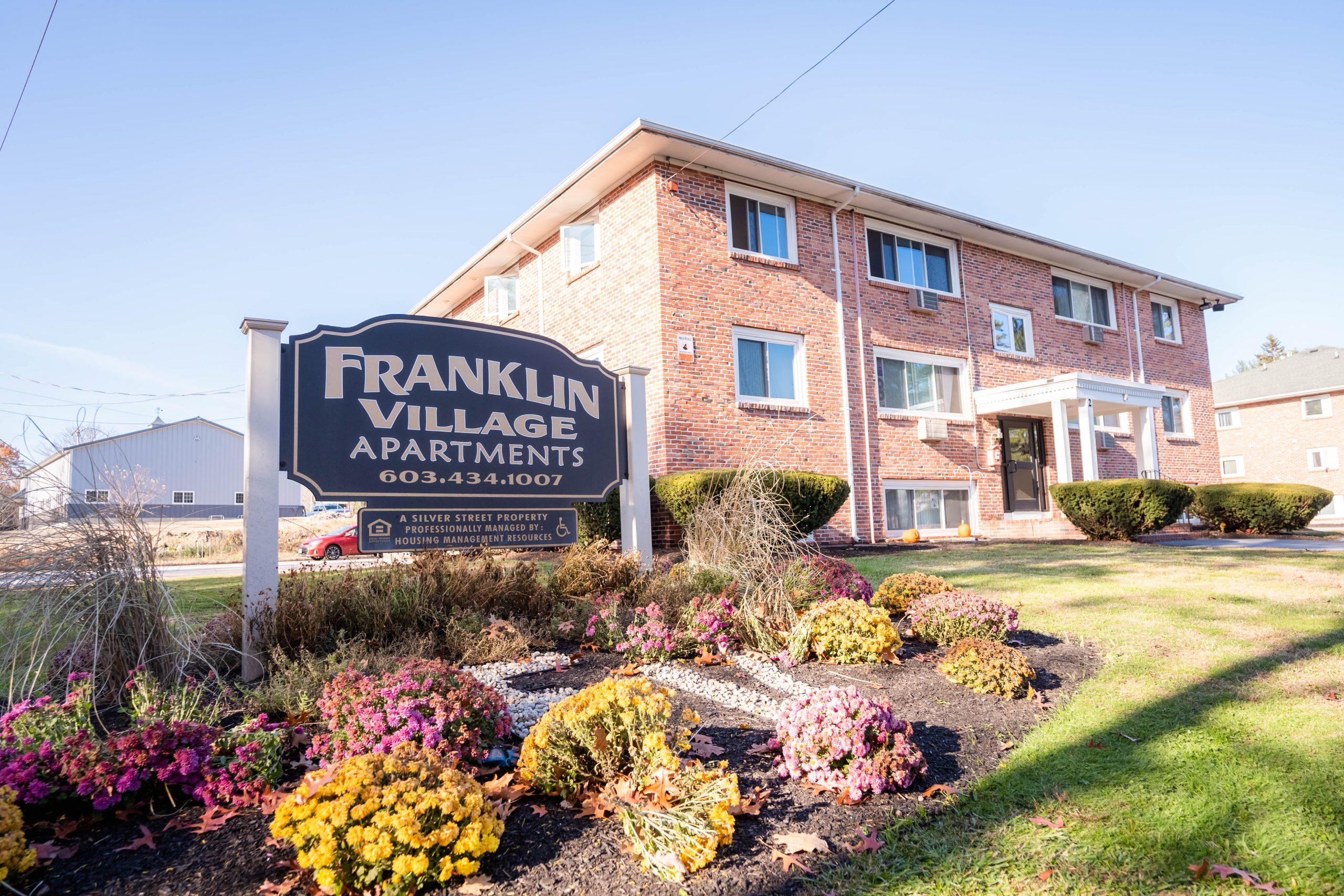 Franklin Village Derry, New Hampshire